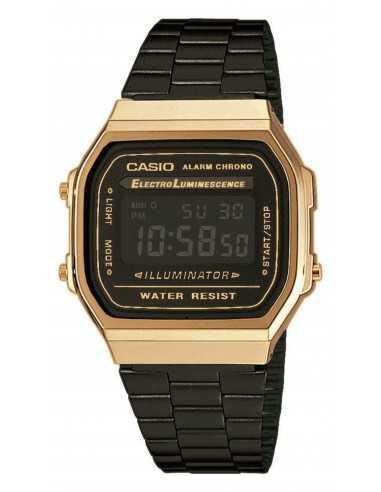 Reloj Casio retro A168WEGB-1BEF