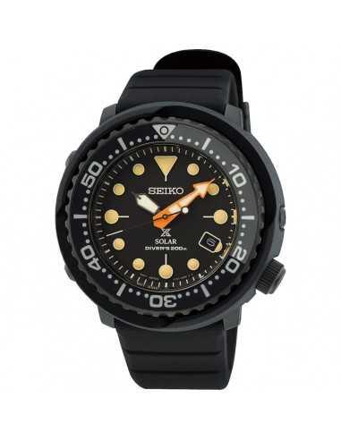 Seiko Prospex Diver Black Limited...